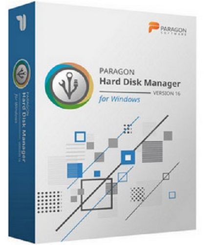 Paragon Hard Disk Manager v16.16.1 WinPE Edition