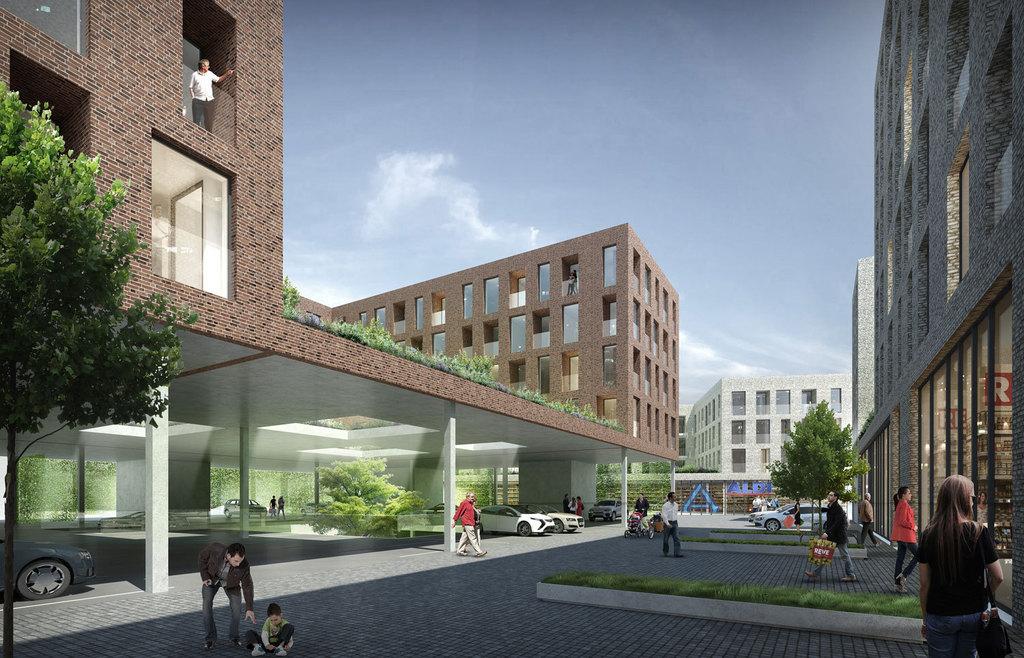 Bezirk altona bauprojekte stadtteilplanung seite 3 for Architekten hamburg altona