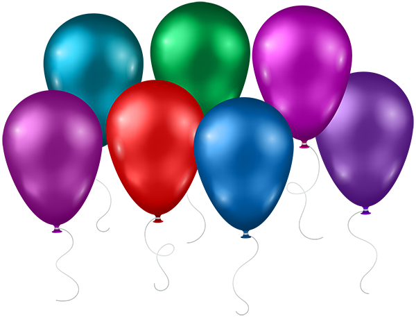 Balloons png download sites