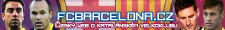 FCBarcelona.cz - web o katalánském velkoklubu určený pro české a slovenské fanoušky