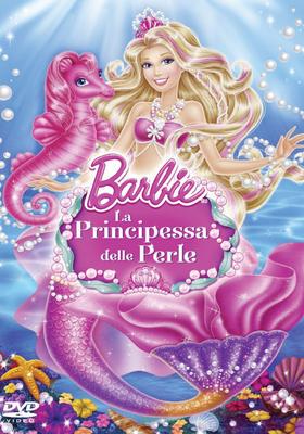 Barbie e la principessa delle perle (2014).Dvd5 Custom - ITA