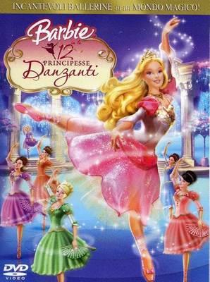 Barbie e le 12 Principesse Danzanti (2006).Dvd5 Custom - ITA