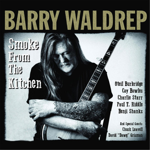 Barry Waldrep - Smoke from the Kitchen (2014)