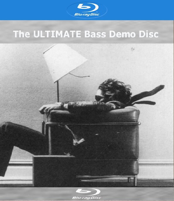 The ULTIMATE Bass Demo Disc 2012 Vol.1 BD50 Untouched