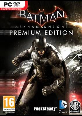 [PC] Batman: Arkham Knight - Premium Edition (2015) Multi - FULL ITA