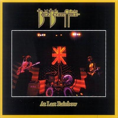 Jeff Beck - At Last Rainbow (1974)