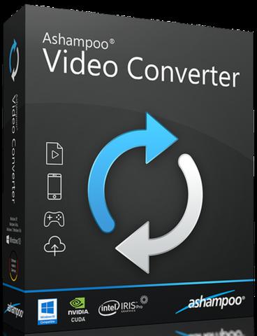 Ashampoo Video Converter v1.0.0.44