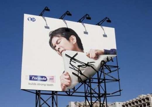 Najlepsze reklamy na bilbordach 3
