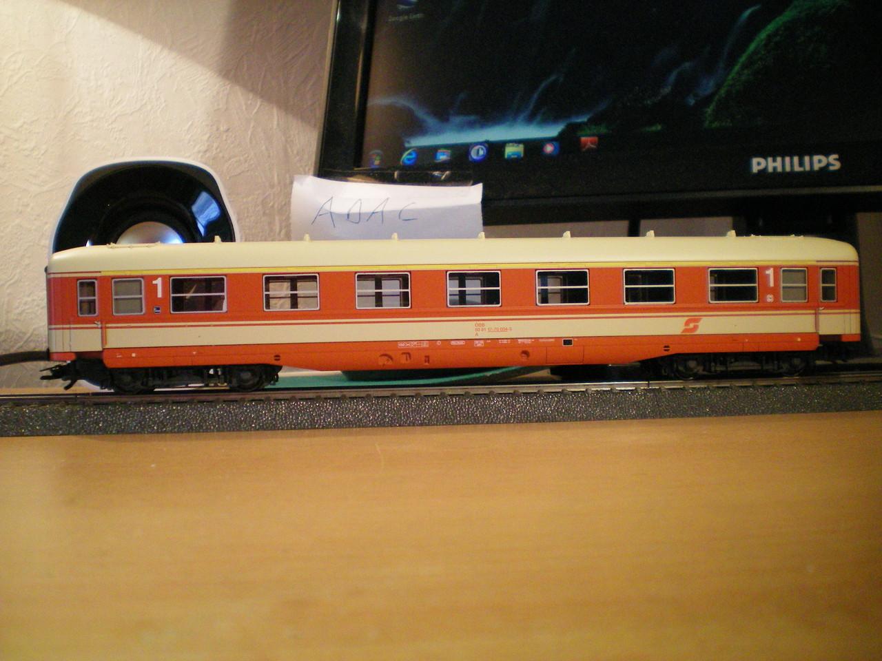 ÖBB Schnellzugwagen Bbwagen0057wkvj