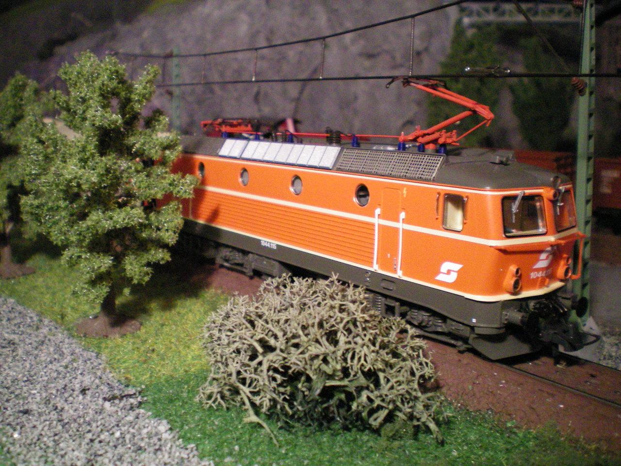 ÖBB Schnellzugwagen Bbzug0121ilox