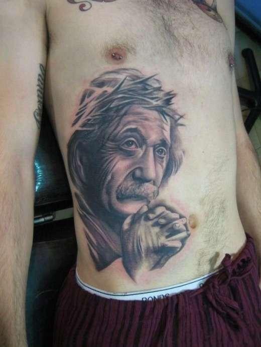 Tatuaże z twarzami gwiazd 38