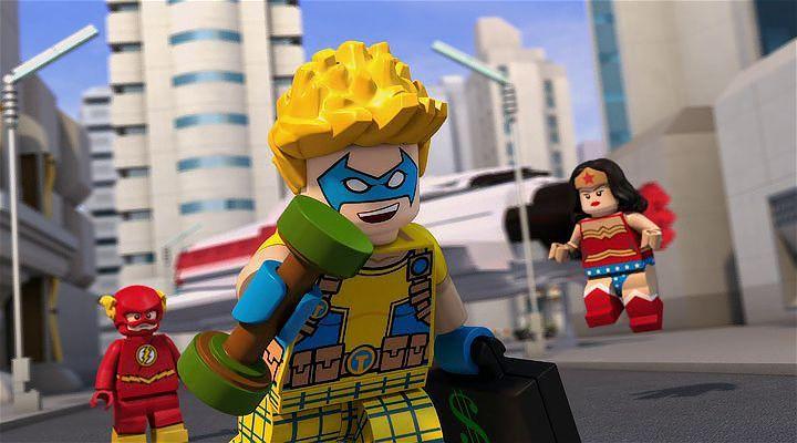 Lego DC Kozmik Çarpışma Ekran Görüntüsü 2