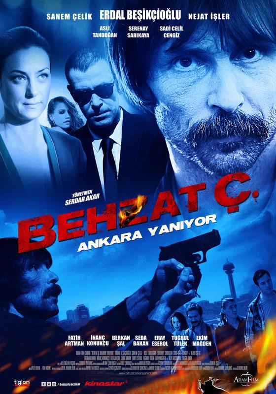 Behzat Ç. Ankara Yanıyor | 2013 | DVDRip | XviD | BTRG