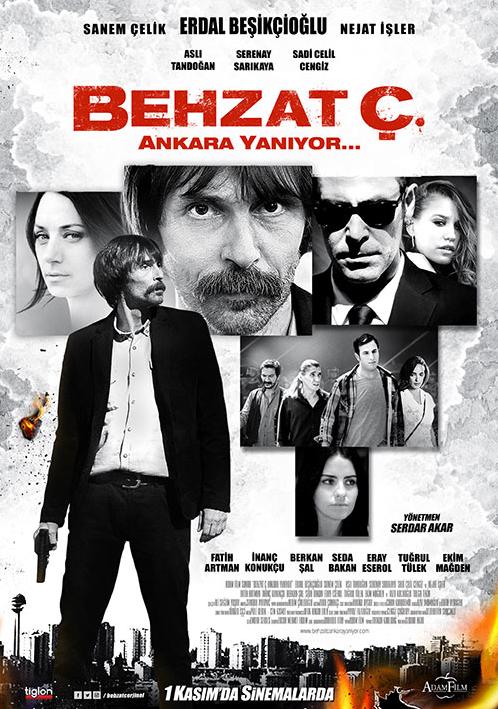 Behzat Ç. Ankara Yanıyor Film İndir
