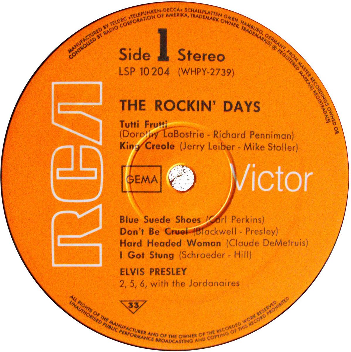 THE ROCKIN' DAYS Beitrag1-3agsat