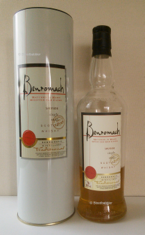 Benromach 'Traditional' Flasche