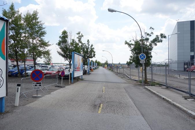 Mazur parkplatz gutschein
