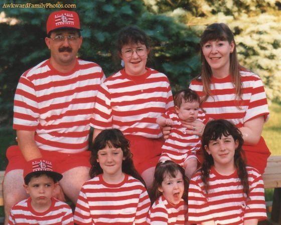 Najdziwniejsze zdjęcia z rodzinnych albumów #10 31