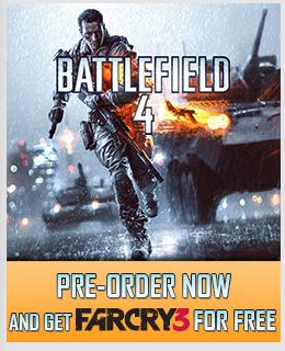 Battlefield 4 Uplay Pre-order
