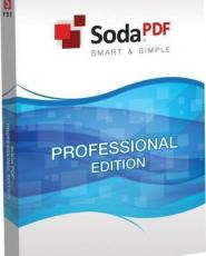 Soda Pdf Professional + Ocr Edition v5.0.133
