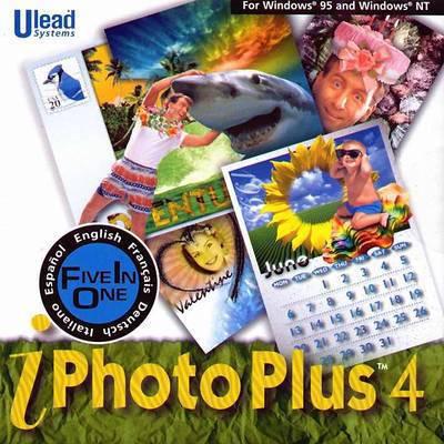 Ulead iPhoto Plus 4