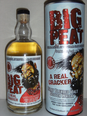 Big Peat 'Xmas Edition 2013' Flasche