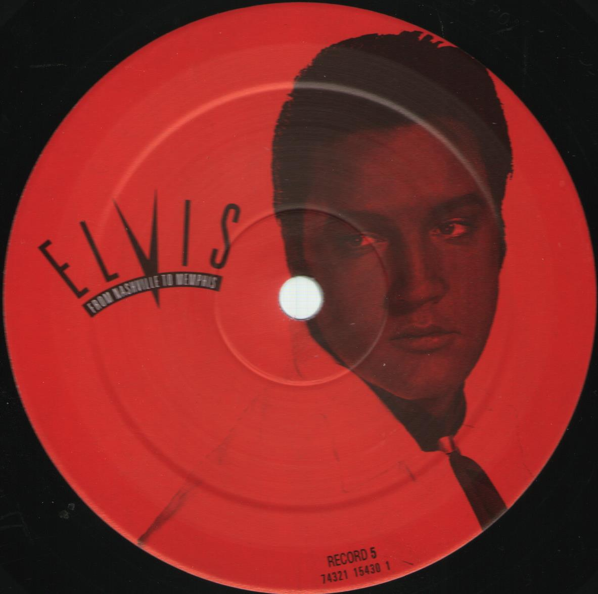 ELVIS - FROM NASHVILLE TO MEMPHIS - THE ESSENTIAL 60'S MASTERS Bild1096zzp