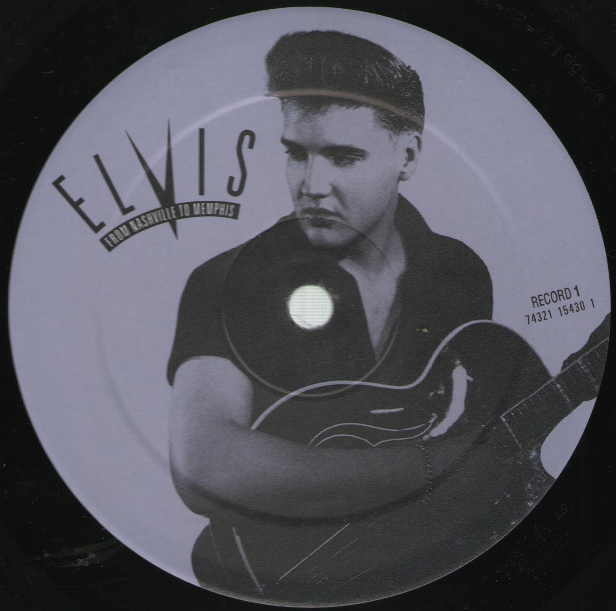 ELVIS - FROM NASHVILLE TO MEMPHIS - THE ESSENTIAL 60'S MASTERS Bild2kgszi