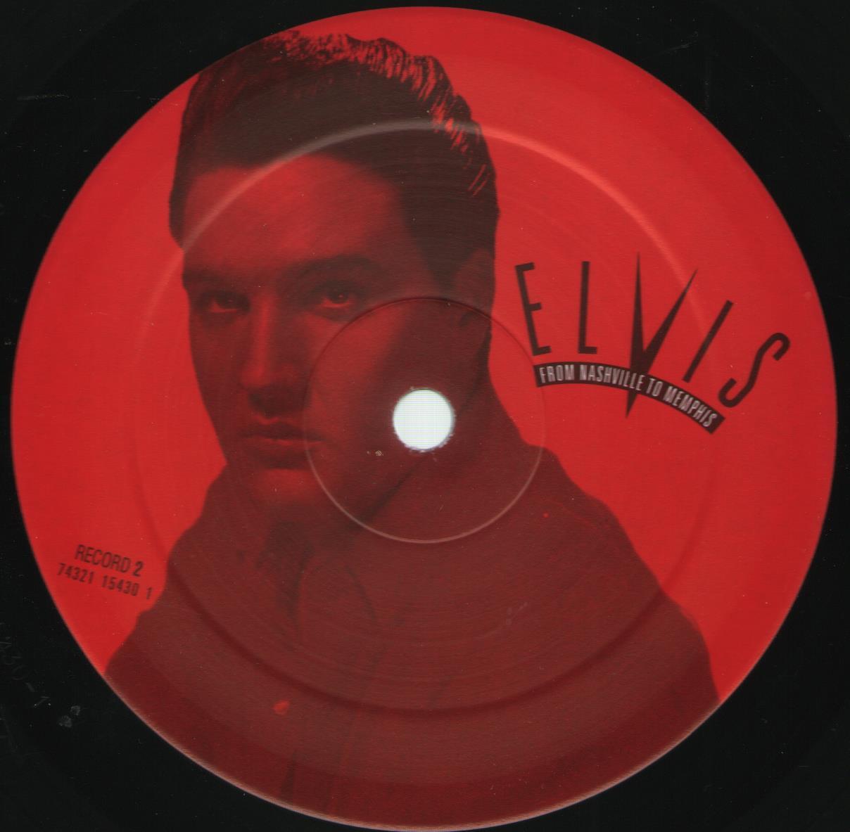 ELVIS - FROM NASHVILLE TO MEMPHIS - THE ESSENTIAL 60'S MASTERS Bild42aj9s