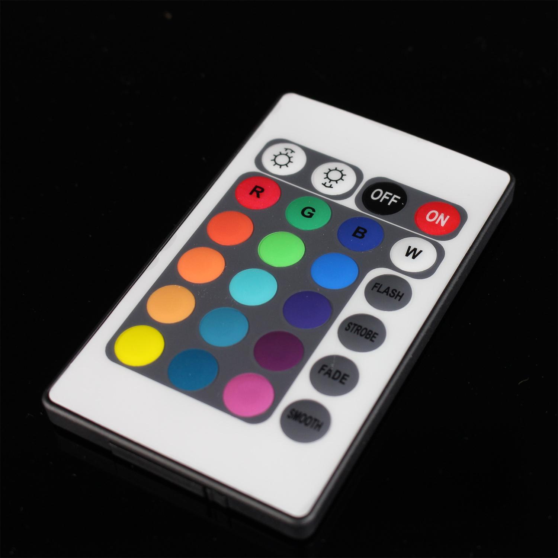 5 M RGB LED Stripe Leiste Streifen Band Lichter SMD