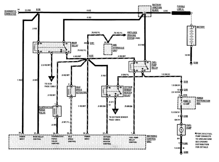 Groß Bmw E39 Schaltplan Ideen - Elektrische Schaltplan-Ideen ...