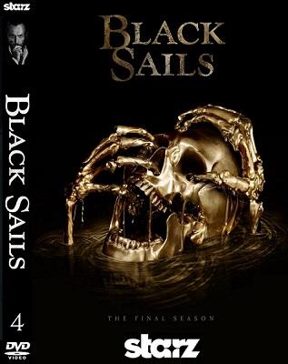 Black Sails - Stagione 4 (2017) (Completa) BDMux 1080P ITA ENG AC3 x264 mkv