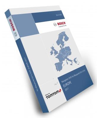 download Blaupunkt Teleatlas EX-V (VX) DVD Europa 2017