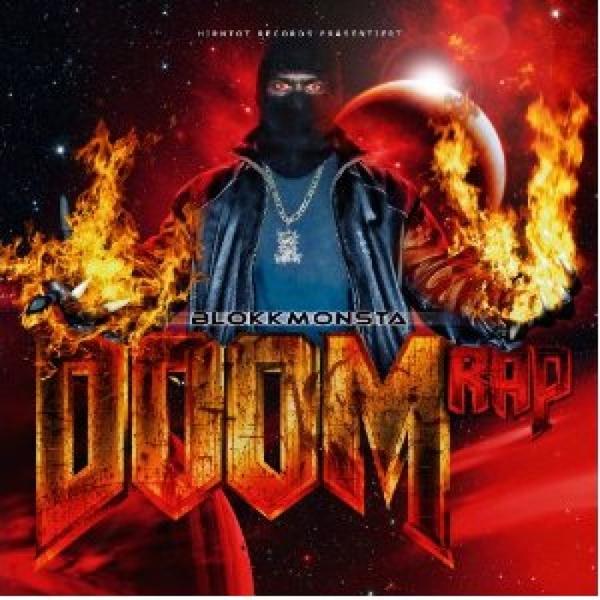Cover: Blokkmonsta - Doom Rap (2012)