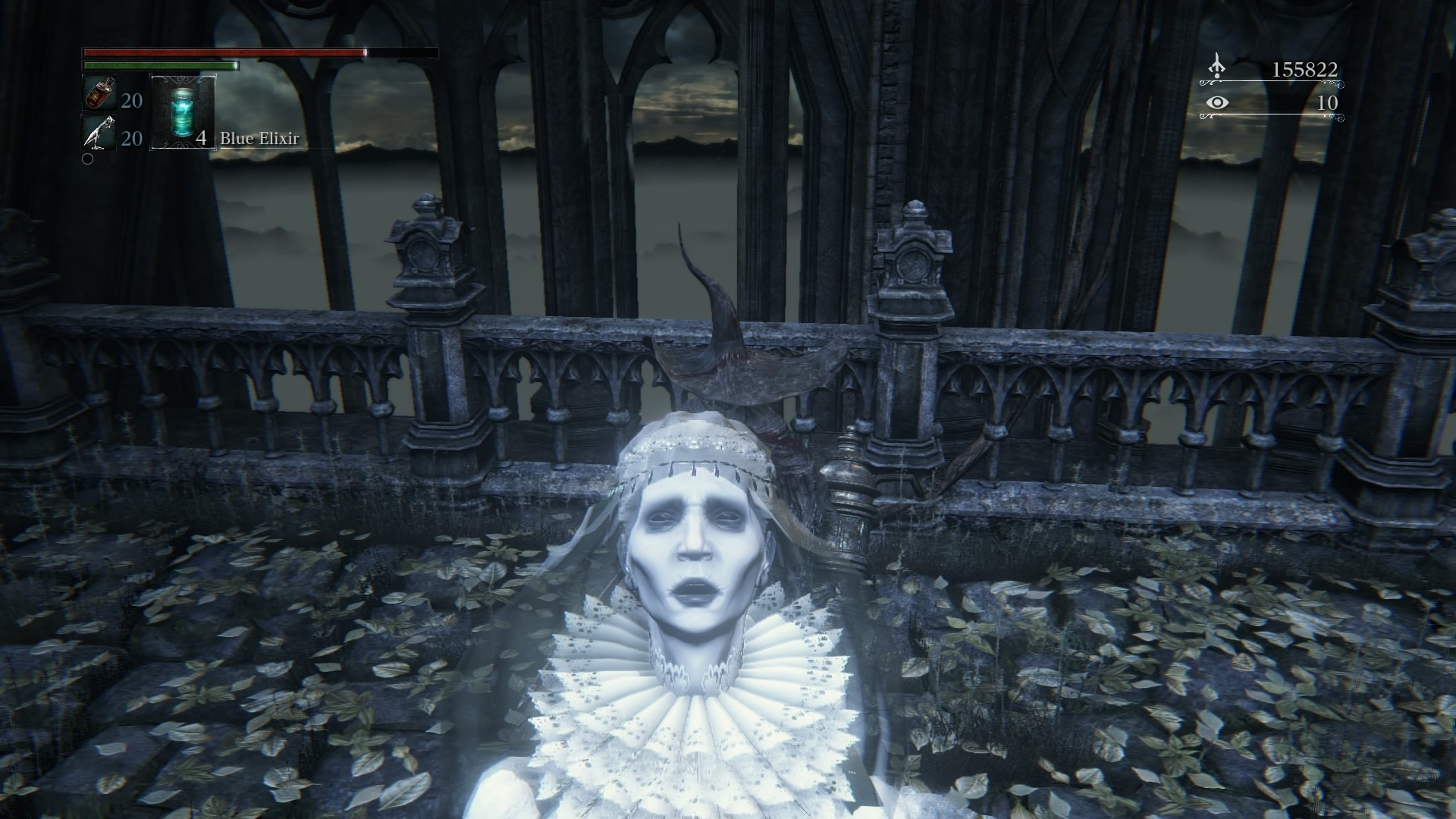 how to kill shadow of yharnam