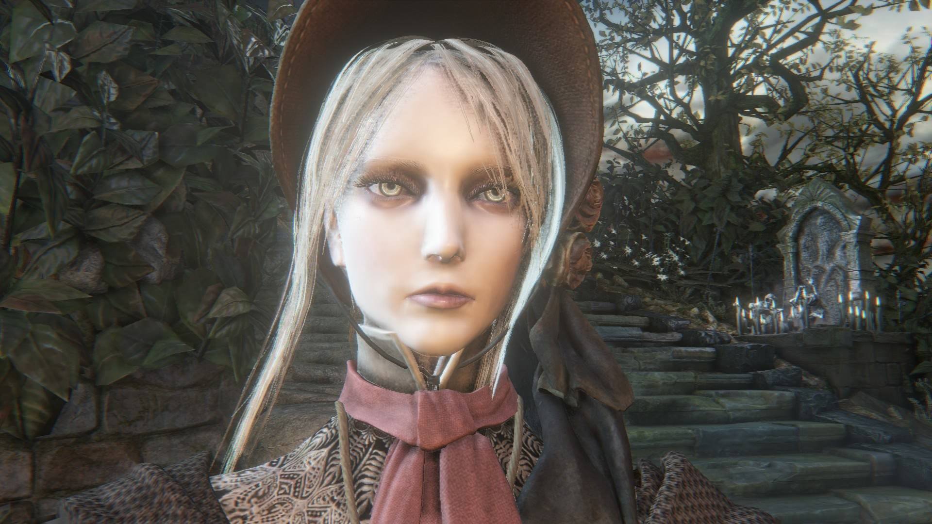 bloodborne how to open options menu ps4