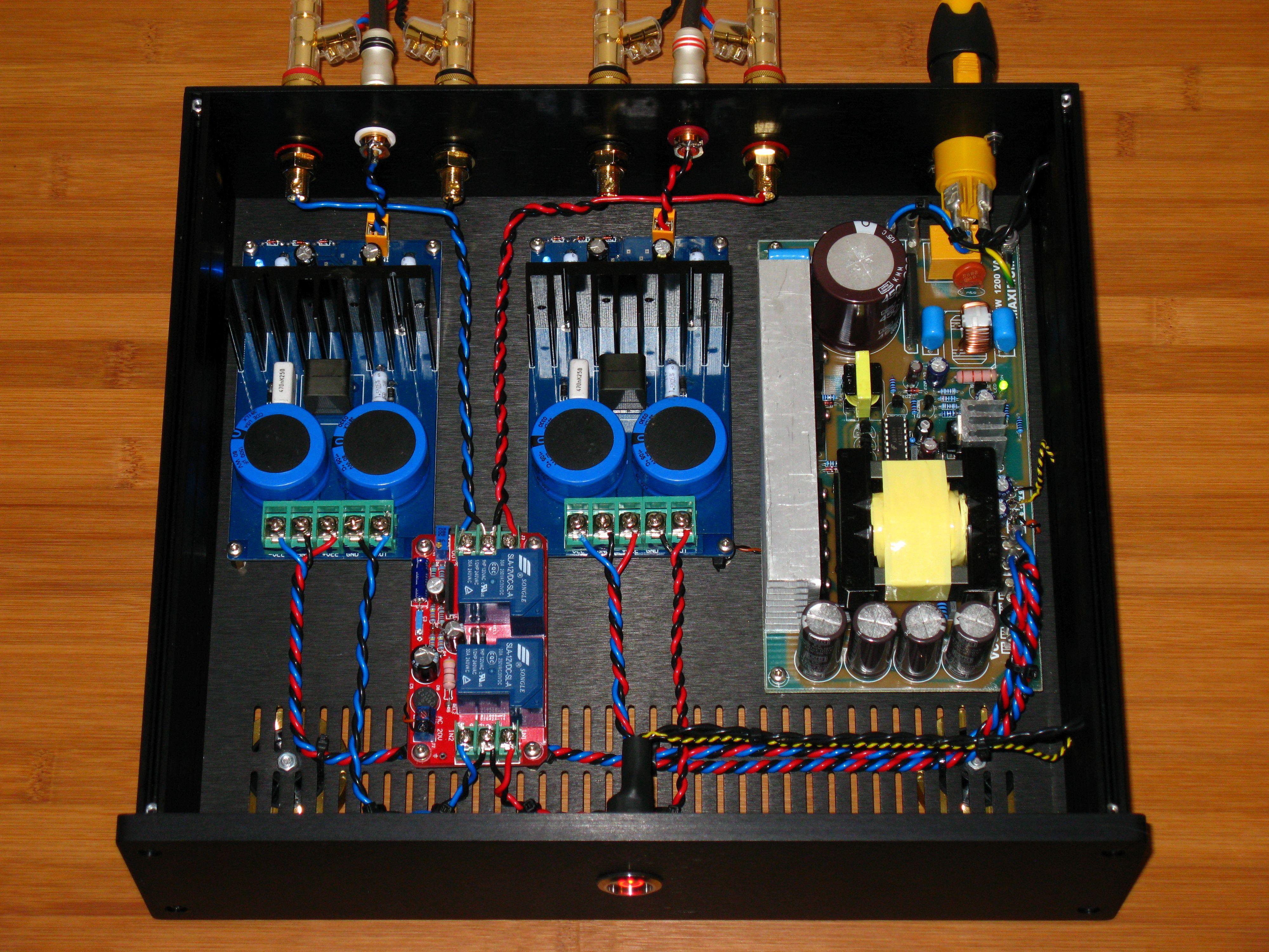 L15D und stärker Digital Audio Amp mit IRS2092 [Archiv] - Seite 10 ...