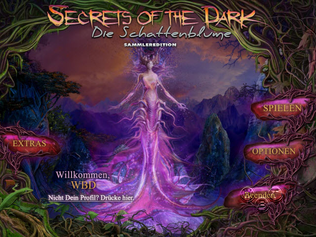 Secrets of the Dark - Die Schattenblume Sammleredition [DE]