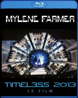Mylene Farmer - Timeless 2013 (Le Film) (2014) Blu-ray Copia 1:1 AVC DTS-HD 5.1 FRA