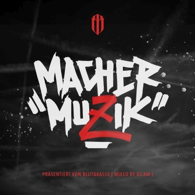 Cover: Blut & Kasse - Machermuzik (2016)