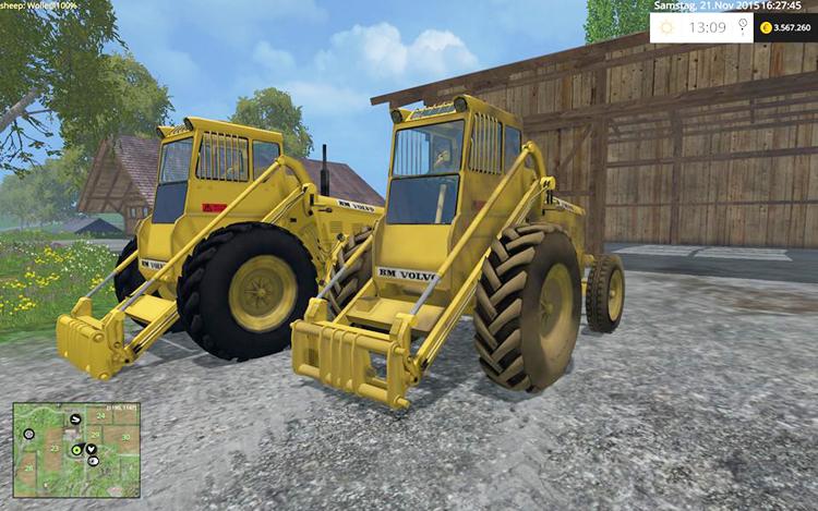 BM VolvoLM218 LS15 MOD