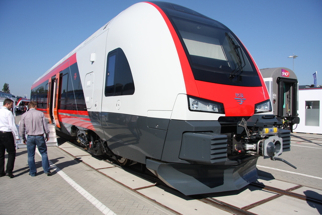 BMb 74501 94760401001-9 Innotrans Berlin