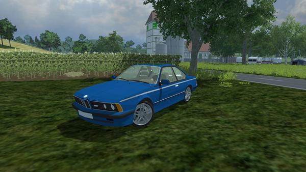 BMW M6 v 1.0