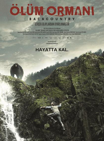 Ölüm Ormanı – Backcountry 2014 BRRip XviD Türkçe Dublaj – Tek Link