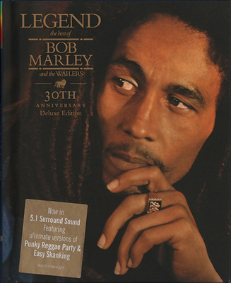 Bob Marley & The Wailers - Legend [30th Anniversary Deluxe Edition] (2014) .mp3 - 320kbps