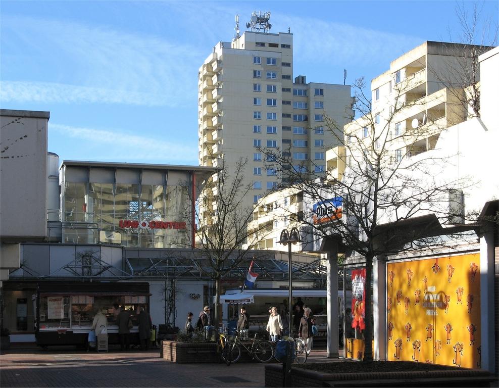 Bochum hochhausbebauung projekte diskussion skyscrapercity - Architekturburo bochum ...