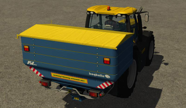 Bogballe M3W Spreader MR