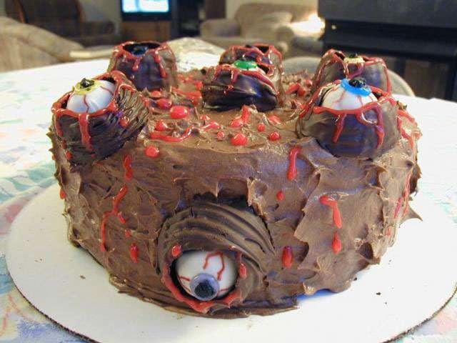 Najobrzydliwiej wyglądające torty 1