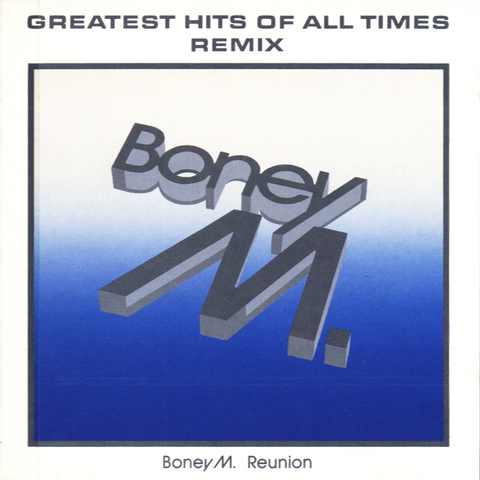 Boney M Brown Girl In The Ring Remix Mp