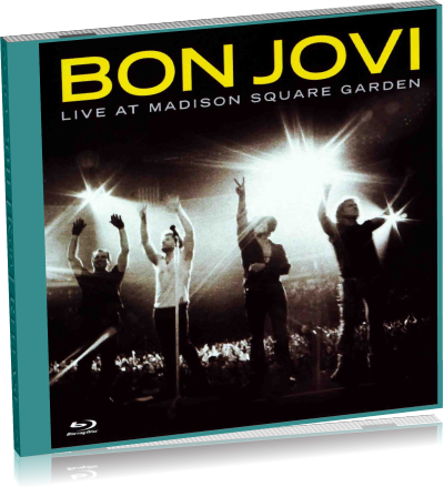 Dvd ed2k portal for Bon jovi madison square garden